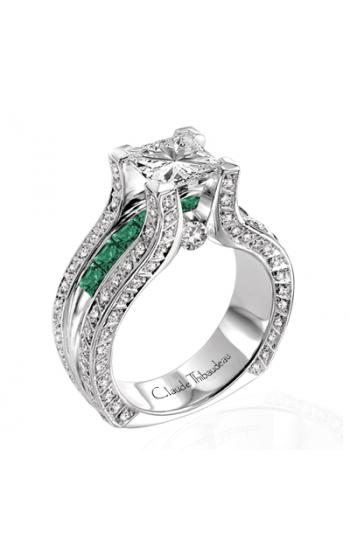 Claude Thibaudeau La Royale Engagement ring MODPLT-1650 product image