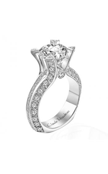 Claude Thibaudeau La Royale Engagement ring MODPLT-1759 product image