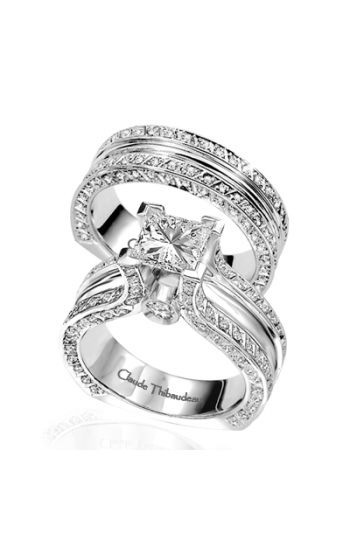 Claude Thibaudeau La Royale Engagement ring MODPLT-1591 product image