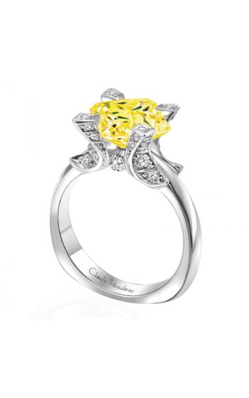 Claude Thibaudeau La Royale Engagement ring MODPLT-1701 product image