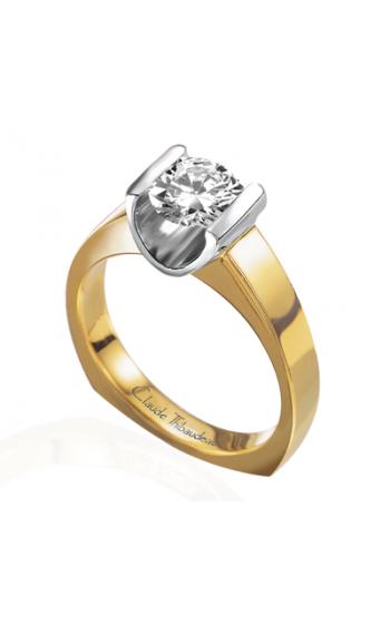 Claude Thibaudeau La Cathedrale Engagement Ring PLT-2314 product image