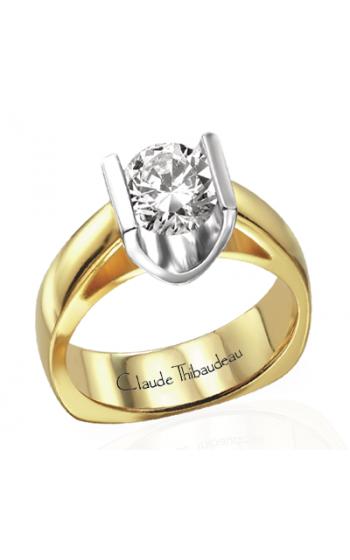 Claude Thibaudeau La Cathedrale Engagement ring PLT-2327 product image