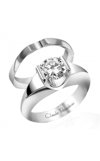 Claude Thibaudeau La Cathedrale Engagement ring PLT-1271 product image