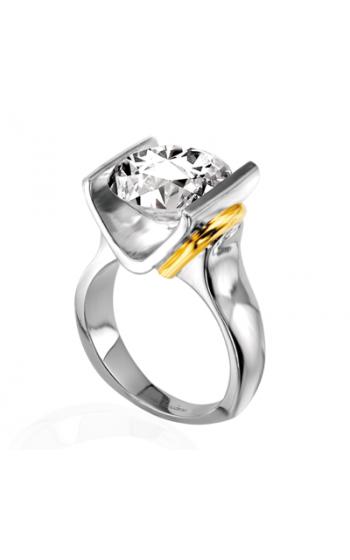Claude Thibaudeau La Cathedrale Engagement ring PLT-1320 product image