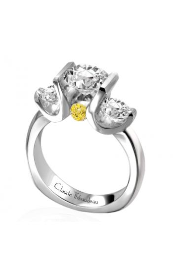 Claude Thibaudeau La Trinite Engagement ring PLT-1727 product image