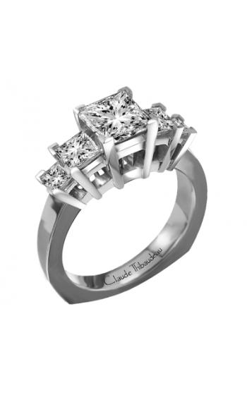 Claude Thibaudeau La Trinite Engagement ring PLT-1865 product image