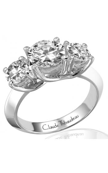 Claude Thibaudeau La Trinite Engagement ring PLT-1564 product image