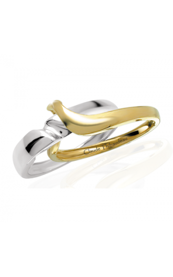 Claude Thibaudeau The Inseparables Women's Wedding Band IF-14-F product image