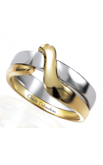 Claude Thibaudeau The Inseparables Wedding band IF-161-H product image