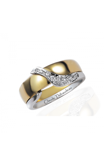Claude Thibaudeau The Inseparables Women's Wedding Band IF-142-F product image
