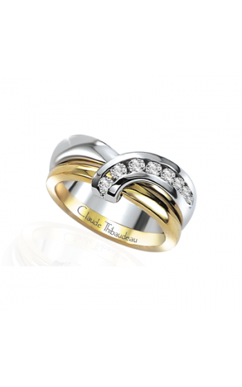 Claude Thibaudeau The Inseparables Women's Wedding Band IF-164-F product image