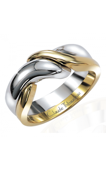 Claude Thibaudeau The Inseparables Wedding band IF-153-H product image