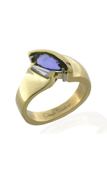 Claude Thibaudeau One of a Kind Fashion Ring TAN-362 product image