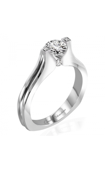 Claude Thibaudeau Petite Designs Engagement ring PLT-10063 product image