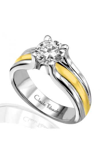 Claude Thibaudeau Petite Designs Engagement ring PLT-1489 product image