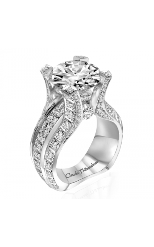 Claude Thibaudeau La Royale Engagement ring MODPLT-1982-MP product image