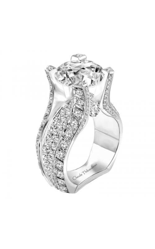 Claude Thibaudeau La Royale Engagement Ring MODPLT-1866-MP product image