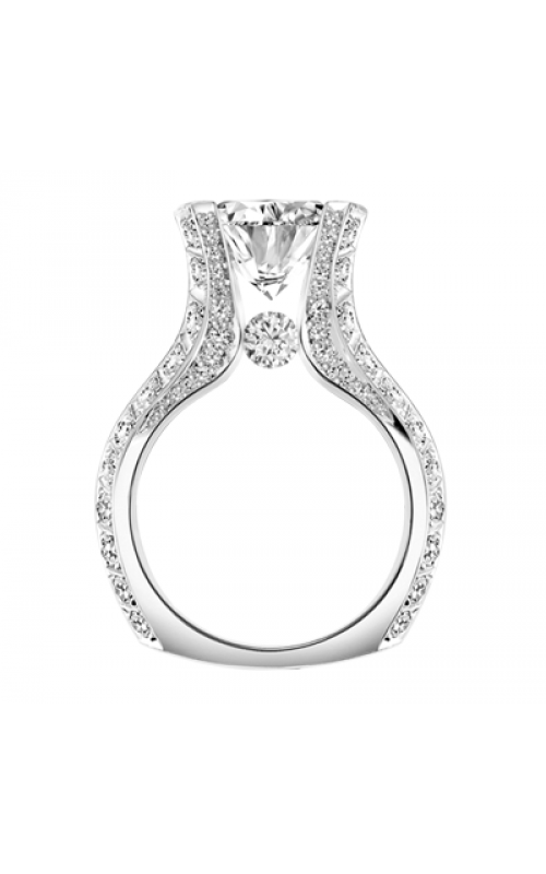 Claude Thibaudeau La Royale Engagement Ring MODPLT-1960-MPR product image