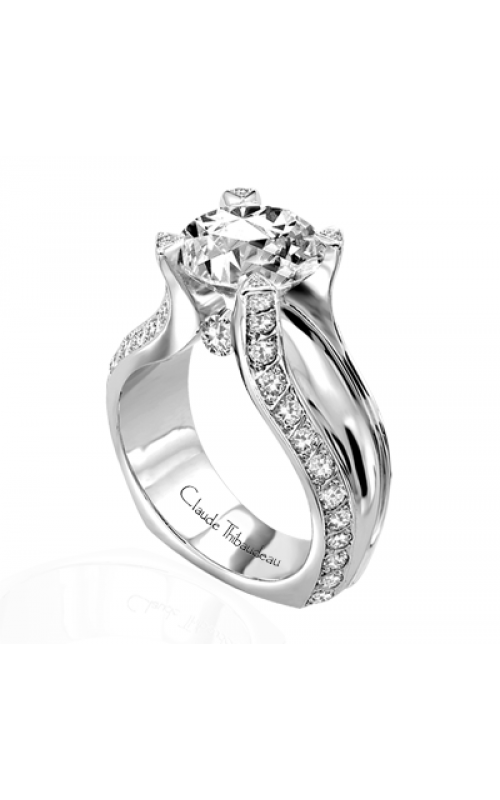 Claude Thibaudeau La Royale Engagement ring MODPLT-1601 product image