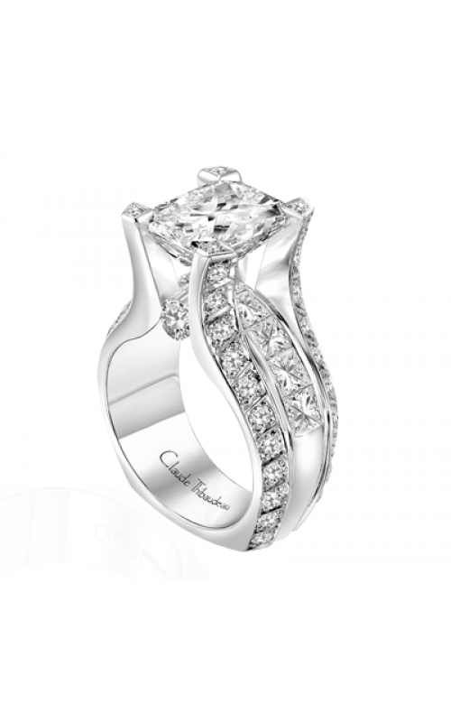 Claude Thibaudeau La Royale Engagement Ring MODPLT-1678 product image