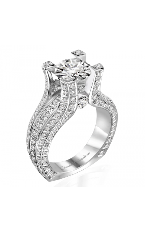 Claude Thibaudeau La Royale Engagement ring MODPLT-1833-MP product image