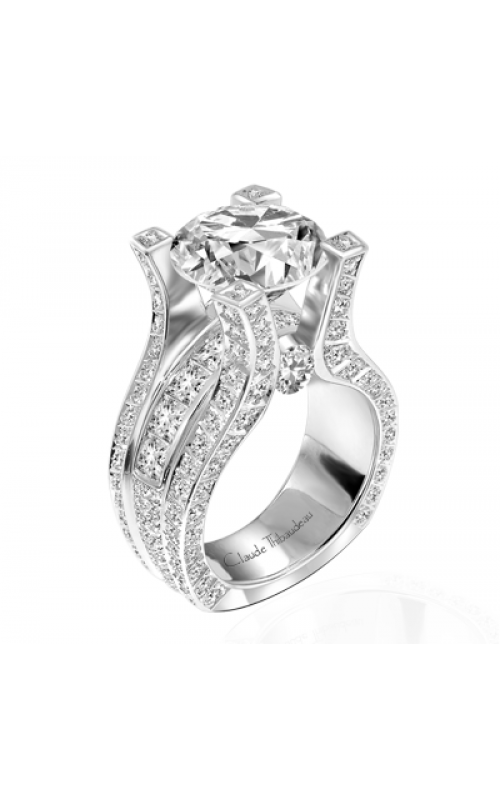 Claude Thibaudeau La Royale Engagement ring MODPLT-1776-MP product image