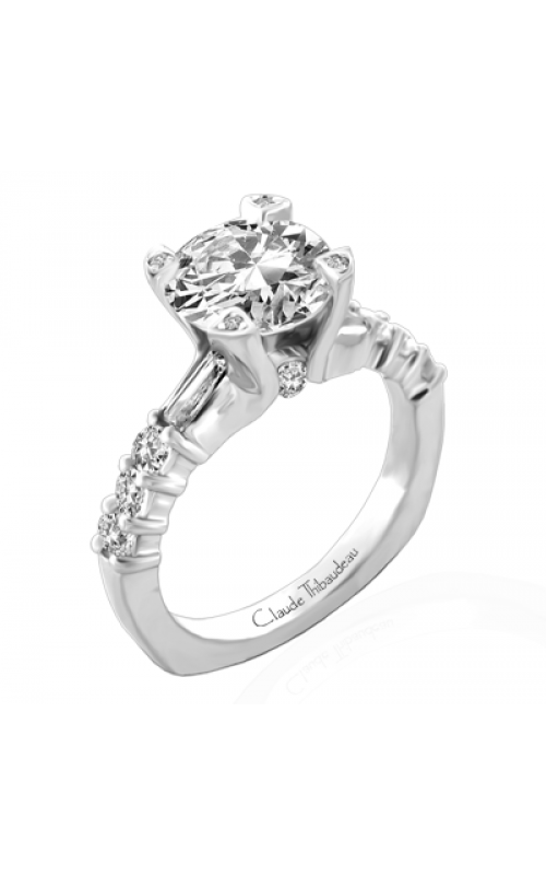 Claude Thibaudeau La Royale Engagement ring MODPLT-1722 product image
