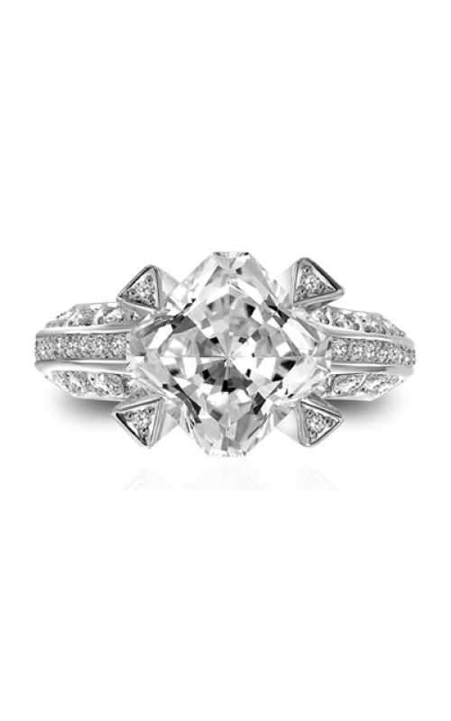Claude Thibaudeau La Royale Engagement ring MODPLT-1692 product image