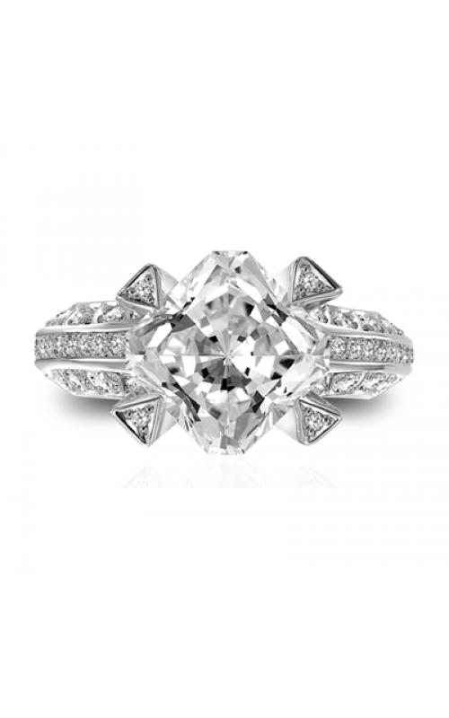 Claude Thibaudeau La Royale Engagement Ring MODPLT-1692 product image