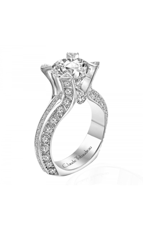 Claude Thibaudeau La Royale Engagement ring MODPLT-1759 product image