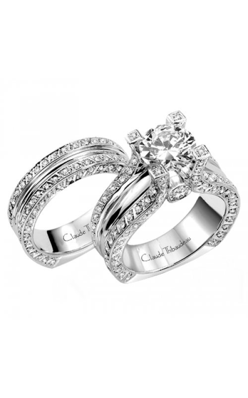 Claude Thibaudeau La Royale Engagement ring MODPLT-1533 product image