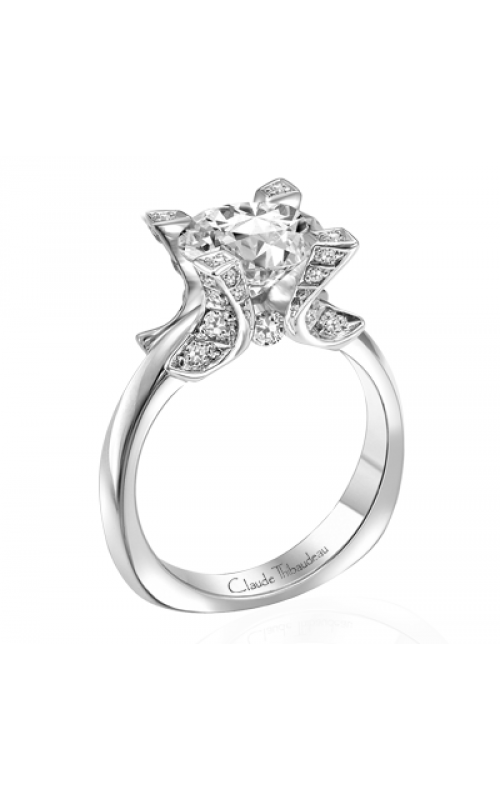 Claude Thibaudeau La Royale Engagement ring MODPLT-1688 product image
