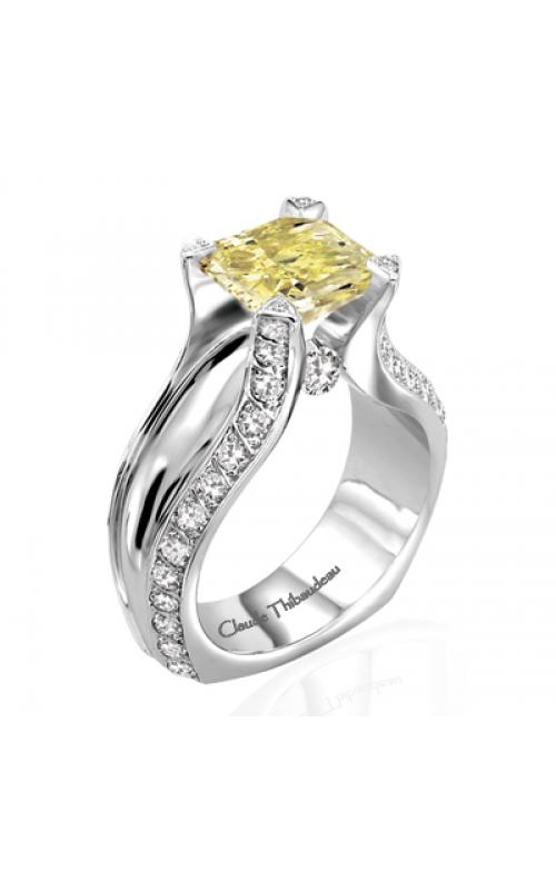 Claude Thibaudeau La Royale Engagement Ring MODPLT-1660 product image