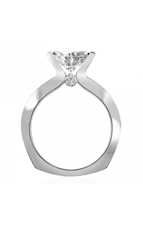 Claude Thibaudeau La Cathedrale Engagement ring PLT-1798 product image