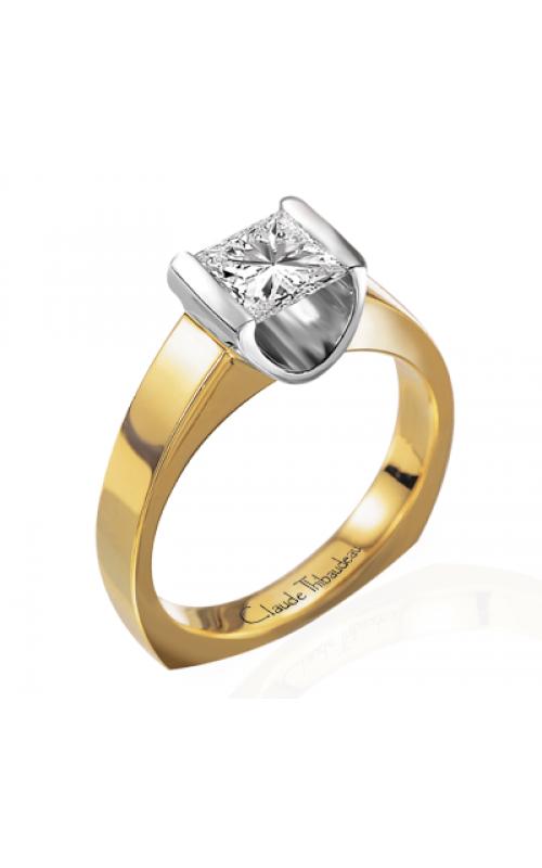 Claude Thibaudeau La Cathedrale Engagement Ring PLT-2378 product image