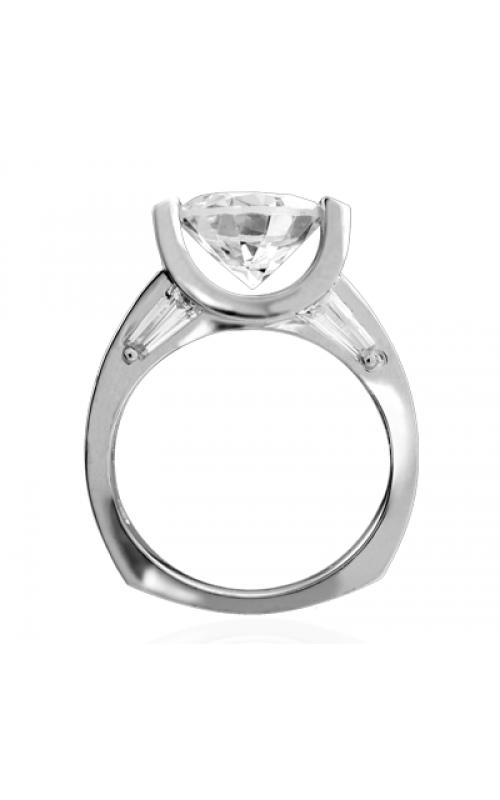 Claude Thibaudeau La Cathedrale Engagement Ring PLT-1022 product image