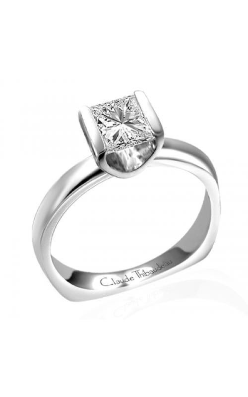 Claude Thibaudeau La Cathedrale Engagement ring PLT-1603 product image