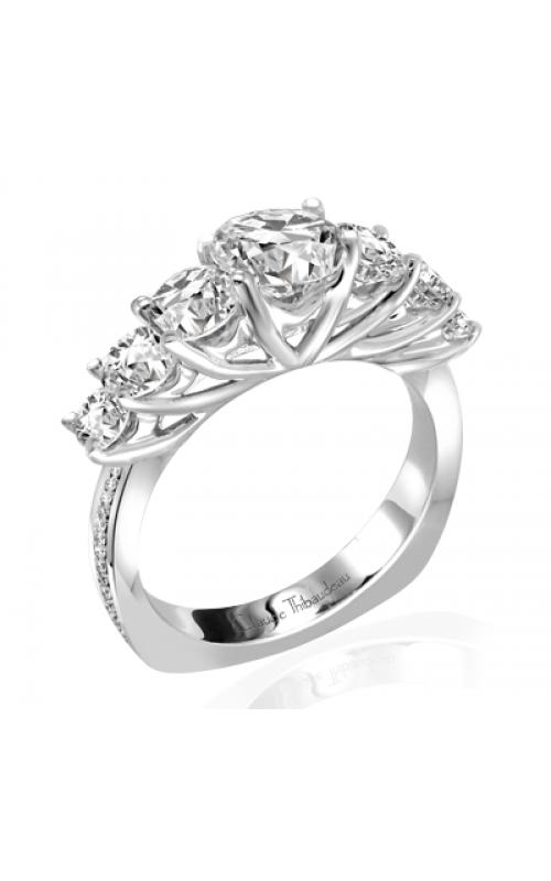 Claude Thibaudeau La Trinite Engagement ring PLT-1760 product image