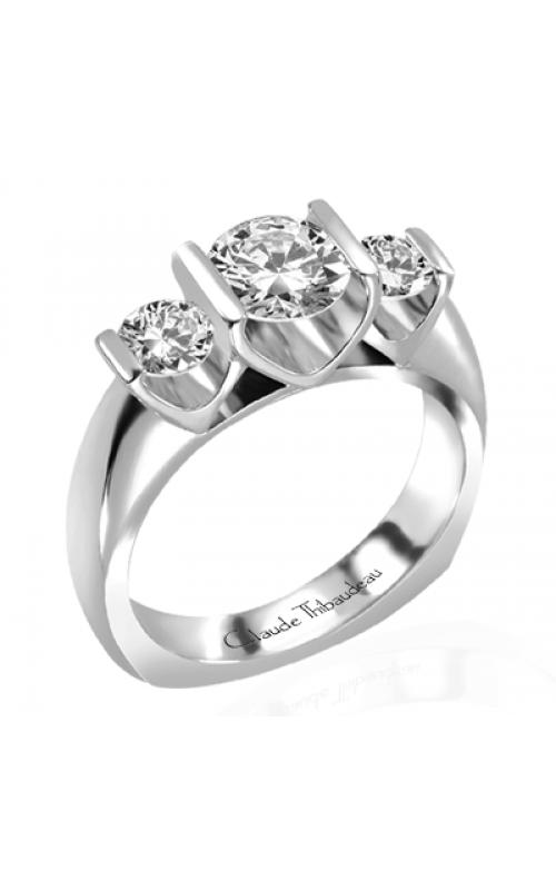 Claude Thibaudeau La Trinite Engagement ring PLT-1305 product image