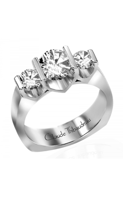 Claude Thibaudeau La Trinite Engagement Ring PLT-1304 product image