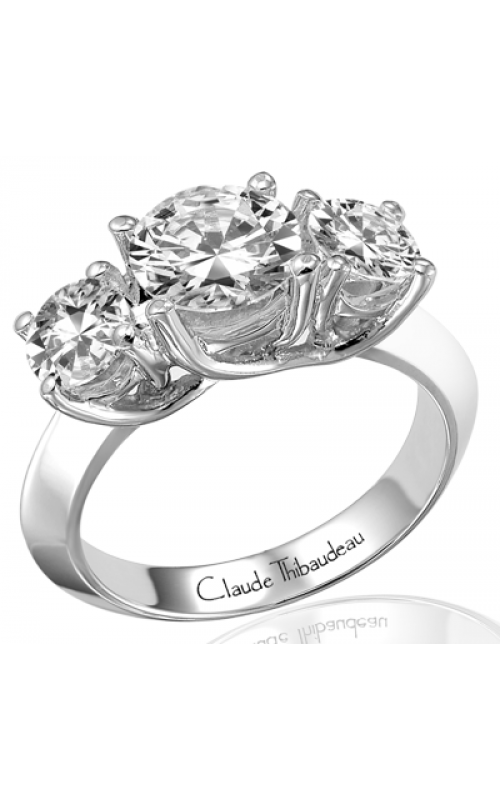 Claude Thibaudeau La Trinite Engagement ring PLT-1564 product image
