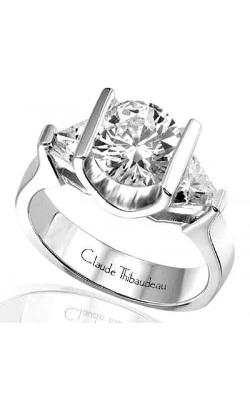 Claude Thibaudeau La Trinite Engagement ring PLT-1283 product image