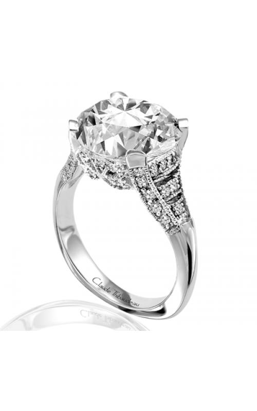 Claude Thibaudeau Simplicite Engagement Ring PLT-1555 product image