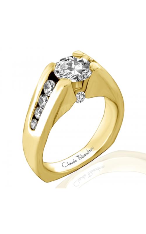 Claude Thibaudeau Simplicite Engagement ring PLT-2623 product image