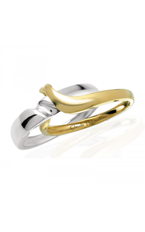 Claude Thibaudeau The Inseparables Wedding band IF-14-F product image