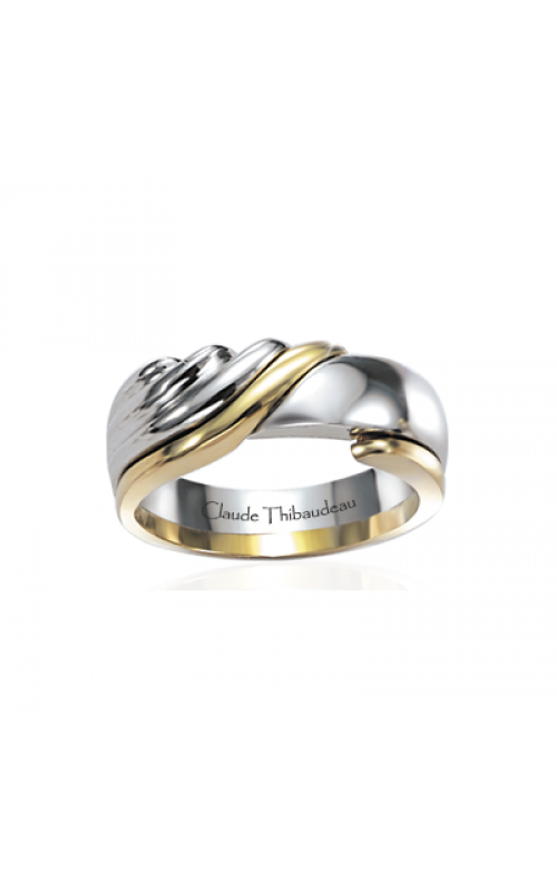Claude Thibaudeau The Inseparables Wedding band IF-25-F product image