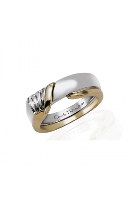 Claude Thibaudeau The Inseparables Women's Wedding Band IF-16-F product image