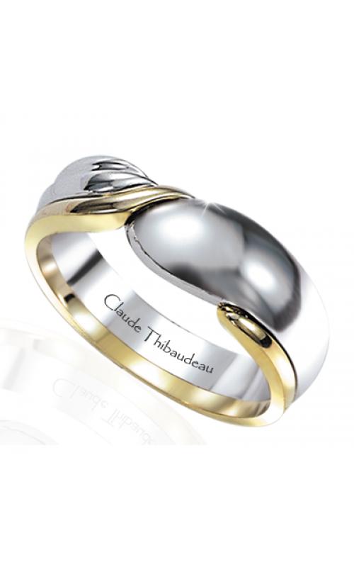 Claude Thibaudeau The Inseparables Men's Wedding Band IF-18-H product image