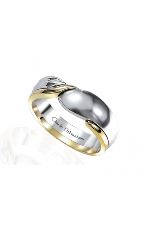 Claude Thibaudeau The Inseparables Wedding band IF-18-F product image