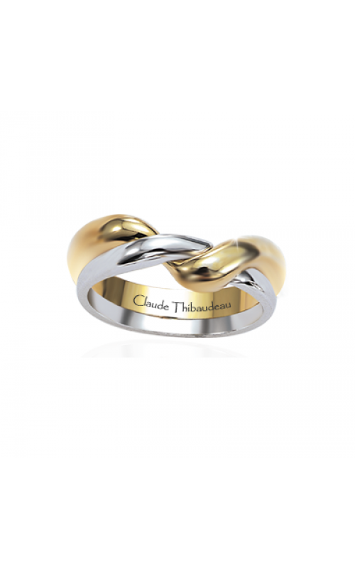 Claude Thibaudeau The Inseparables Wedding band IF-104-F product image